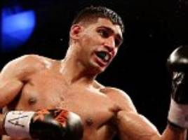 EXCLUSIVE: Amir Khan won't get his megabucks fight against Floyd Mayweather OR Manny Pacquiao, says trainer Freddy Roach